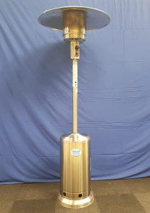terras (gas) heater
