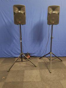 muziek boxen
